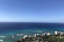 夏威夷钻石头山