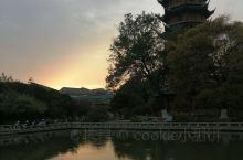 【常州寻迹:文笔塔&天宁禅寺】在常州上学1995年毕业,已经25年没来过公园和天宁寺了。重访故地,红