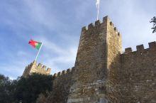 登上圣若热城堡,俯看里斯本全貌!