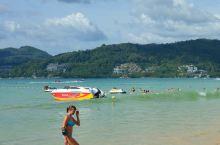 普吉芭东海滩·最完善 普吉开发最完善的海滩, 也是物价最高的海滩, 平均消费水平将近翻倍, 如果你可