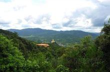 清流的灵台山,可以看到很漂亮的大佛。