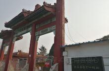 枣庄烈士陵园,看完枣庄博物馆∽在北面,而枣庄烈士陵园在南面,这二个地方其实就隔着一条马路,非常近∽但