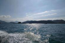 湖光山色美丽日月潭