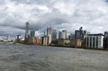 英国泰晤士河两岸的风景…… 伦敦·大伦敦
