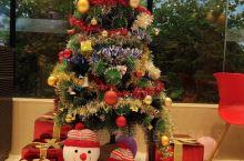 浦北这家酒店,圣诞装饰美美的 蔓酒店(钦州浦北店)