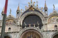 威尼斯的圣马可广场