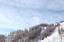 《班超出塞》新疆禾木:落雪共长天一色~