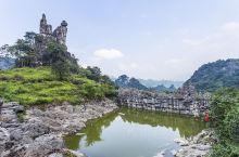 """宜宾市兴文县因为石林、溶洞遍及17个乡,故有""""石海洞乡""""之誉。 当你进入兴文石海,你就像看到了世界最"""