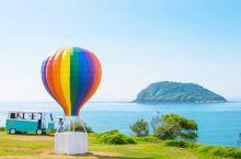 福建海岛不止鼓浪屿,距离厦门不远的漳州火山岛,阳光、海浪、沙滩、火山是这里的主题,清新、唯美、文艺是