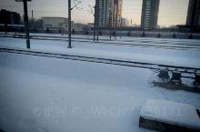 东北的雪一点杂质都没有,最美冬季