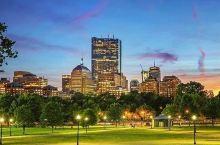 成立于1634年的波士顿公园,是美国历史最为悠久的公共公园,其中还建立了全美最为古老的墓园之一——中