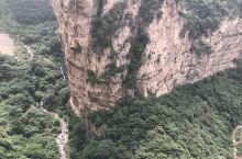 一八年。景区还是比较大的,也是比较壮观的。  绵山又叫介山哦,对,源于介子推的故事,所以是中国清明节