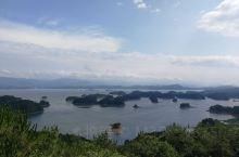 千岛湖要早晨九点前过去比较好 最好连第二天一起玩 就把湖玩全了