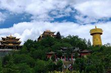 世界吉尼斯纪录的香巴拉时轮金刚立体坛城,遇见了真正的香格里拉,探寻神圣壮观的藏传佛教圣地,揭开藏文化