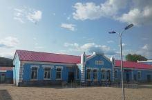 乌尔旗汉火车站。