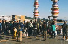 到日本四国吹吹艺术的风|濑户内艺术节 日本 四国 有一片超蓝的濑户内海 每个三年 在濑户内海的小岛上