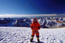 西藏·中国  登顶西藏海拔6010米洛堆峰的极致体验 西藏洛堆峰雪山攀登 攀登6000米以上的雪山是