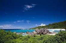 纯净的海岛,印度洋上的度假圣地塞舌尔。