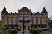 Grand Hotel Lund是这里最古老的酒店之一了。酒店装修很传统,细节做的也不错。早餐是典型