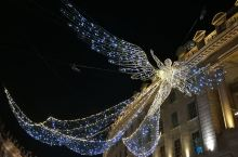 伦敦圣诞灯光秀