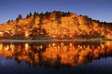 日本赏枫胜地香岚溪 这里最引人注目的时期要数秋天的红叶季啦。香岚溪的红叶最佳观赏时期大约为11月中旬