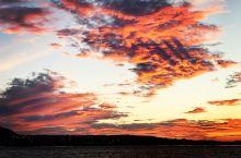 皇天不負有心人,看到了今年最美的淡水火燒雲 - part 2