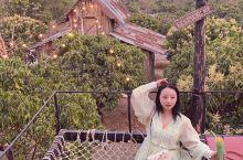 童话夕阳天台咖啡馆 phufinn terrace 距离市中心微远,打车来回大概用了800泰铢(4.