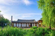 吉林延吉图们市郊外,有一处百年部落,主建筑是一幢已有130多年历史的朝鲜族老宅,1877年始建,历时