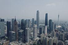广州天河CBD——珠江新城!