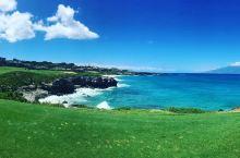 """夏威夷打卡景点""""拥抱大海的手臂""""——卡帕鲁亚湾  必来理由: 卡帕鲁亚湾的海滩特别干净,我当时就是冲"""