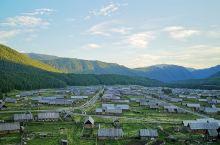 禾木村美景