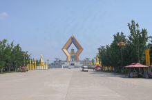 法门寺~佛指舍利 27日去宝鸡的路上看到了法门寺的指示路牌,临时决定来此一游。法门寺被誉为皇家寺庙,