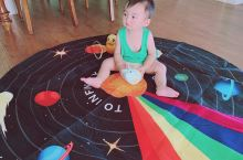 #携程旅物实验室#大家好~这次测评的是携程旅行太空旅行垫哦。别看这个垫子打开很大,实际卷起来真的很m