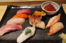 2017年4月去的小樽政寿司,美味至极,从来没有失望过。