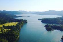 Lost Creek Lake:远离城市,迷失在此  难忘经历 今年6月的美国行,我们这一站来到了俄
