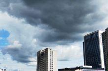 2019/09/05 , 天气闷热得厉害,以为马上就会下场大雨的!盼着、看着,天空却放了晴,并悠然飘