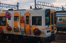 面包超人列车