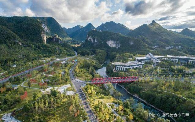 Pingtang International Astronomical Experience Hall2