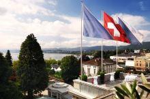 瑞士的秋天依旧是童话般的样子   