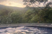 御水温泉。林中有温泉,温泉和自然景观的完美融合。 星空温泉真的超赞!
