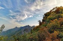 北京藏在深山里的初秋。