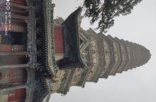 又见晴空月儿明,追随三藏足迹,访四大名塔,琉璃神社惟妙惟肖,有通天之势。