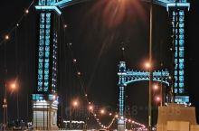 美丽的阳明滩大桥