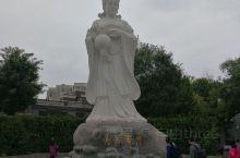 天津的古文化街,仿古建筑,整体规划不错,人也很多