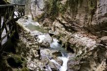 很值得来的地方,景色优美植物丰富,沿岩壁而建的栈道一直延伸到谷底,沿途景色绝美,夏季来还有很多戏水的