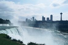 尼亚加拉大瀑布,世界级奇观,好玩的项目,游乐场都是在加拿大那一边,在美国这边比较落后~建议游玩时间两