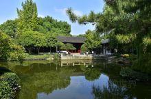 秋霞圃是我国江南著名的古典园林,也是上海五大古园林之一,始建于明弘治十五年(1502年),原是明代工