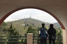 游植物园 观山海美景