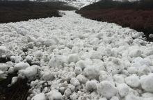 波密开始降温下雪了!!!!