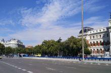 马德里街头